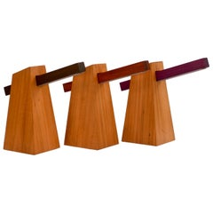 Matraca Wood and LED Table Lamp by O Formigueiro