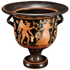 Large Apulian Bell Krater