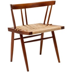 George Nakashima Sea Grass Chair