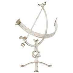 French Wrought Iron Sundial