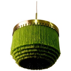 Hans-Agne Jakobsson Ceiling Lamp Model T601/M, 1960s