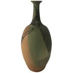 Large 1960s John Masson Studio Pottery Vase