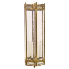 19th Century Antique Style Lantern