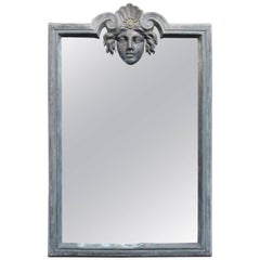 Belle Époque Style Mirror by Ateliers d'Art Français