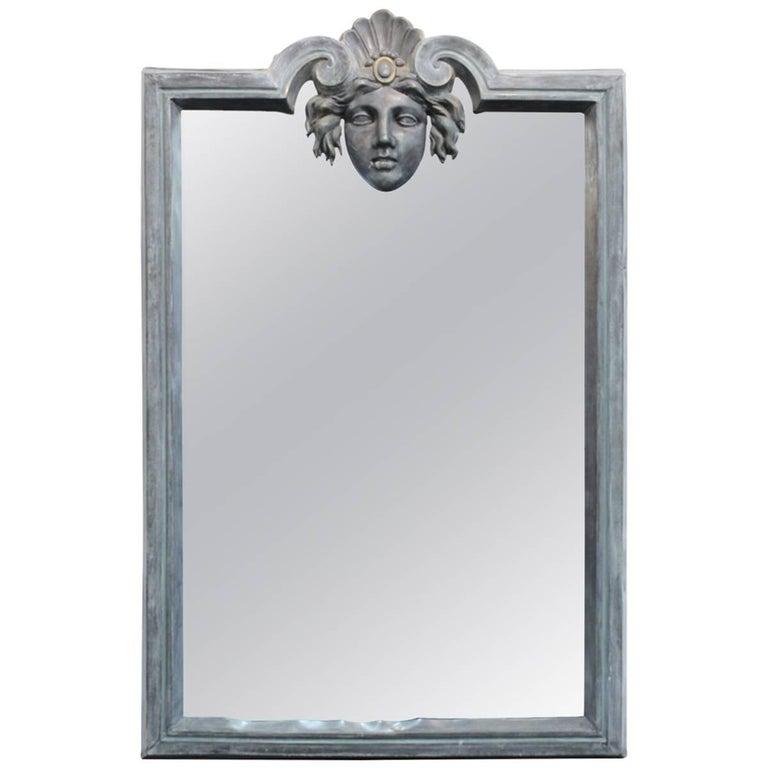 Belle Époque Style Mirror by Ateliers d'Art Français
