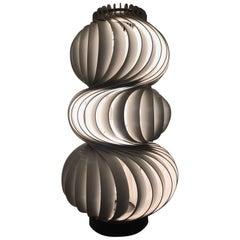"Stunning Olaf von Bohr ""Medusa"" Table Lamp Valenti"