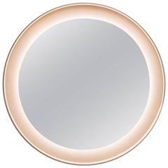 Halo Mirror DIM, Oak