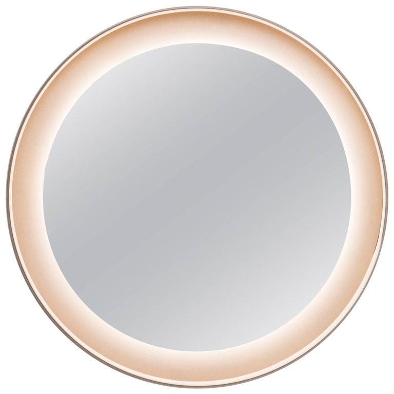 Halo Mirror DIM, Oak