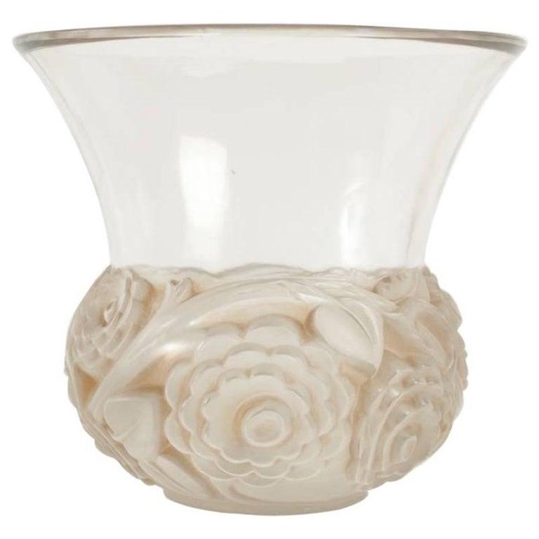"""René Lalique """"Renoncules"""" Vase"""