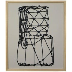 Abstract 3D Drawing by Eric Von Robertson