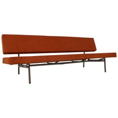 Orange Daybed Sofa Designed by Rob Parry for Gelderland, 1958