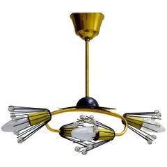 Cool Sputnik Ceiling Light