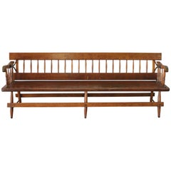 19th Century Country French Bench