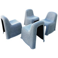 Set of Four Nobody Chairs by Poul Christiansen and Boris Berlin, Denmark, 2007