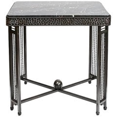 Art Deco Table by Nics Frères
