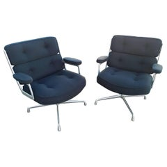 Pair of Lobby Chairs Time Life by Charles and Ray Eames for Herman Miller, 1961