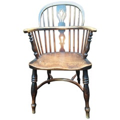 Elm Windsor Chair, Rockley Maker