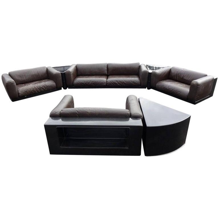 Modular Sofa By Cini Boeri For Gavina Knoll