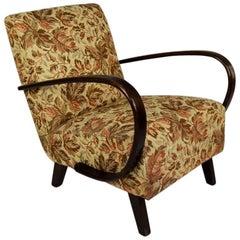 Lounge Armchair by J. Halabala, 1930s