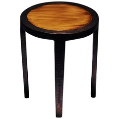 Lady Bug Lacquered Top, Side Table by Reda Amalou Design, 21st Century