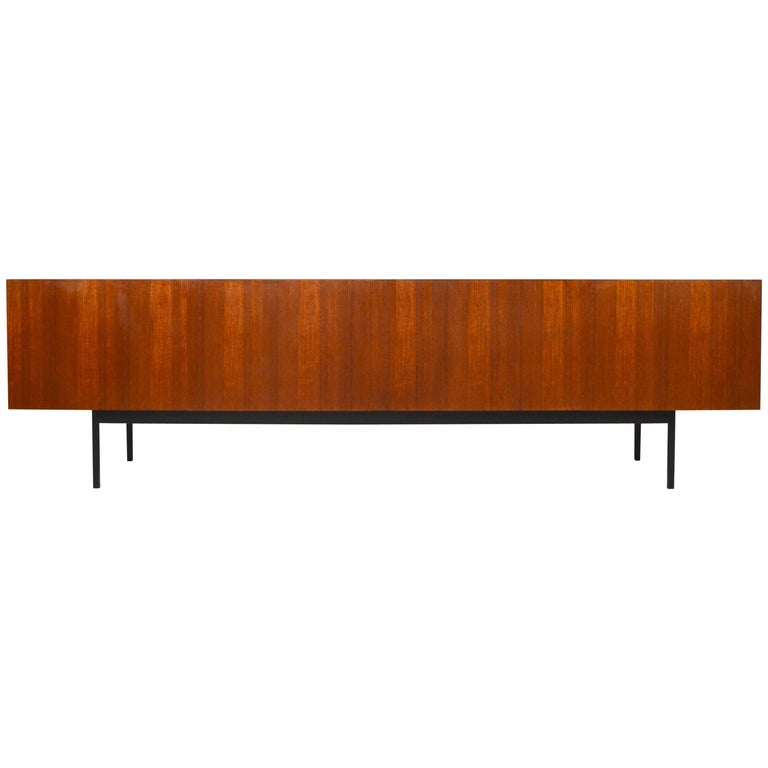 Dieter Waeckerlin B40 Sideboard in Teak by Behr, Germany, 1950s