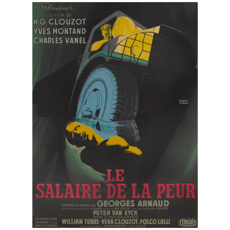 Le Salaire De La Peur / The Wages of Fear Movie Poster