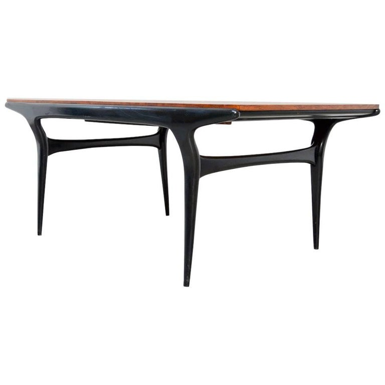 Exclusive Dining Table T4 By Alfred Hendrickx For Belform