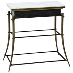 Small Console Table, Italy, Mid-20th Century