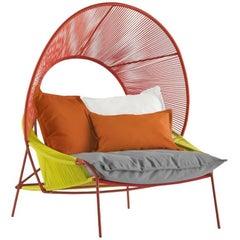 Outdoor Lounge Armchair Design by Stephen Burks European Edition