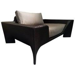 Bel Air Outdoor Sofa by Sacha Lakic
