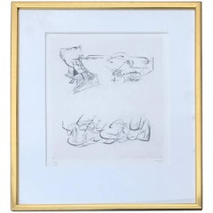 Henry Moore 'British 1898-1986' Signed Limited Edition Lithograph