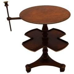 Antique Victorian Walnut Occasional Table