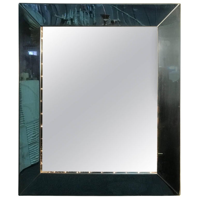 1970's Infinity Mirror For Sale