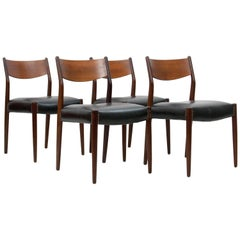 1960s  Fritho Franeker dutch dining chairs