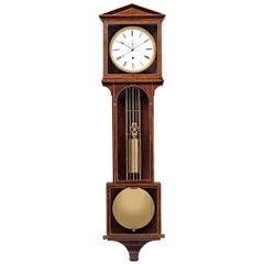 Vienna Laterndluhr Regulator Clock