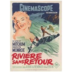 River of No Return/La Riviere Sans Retour