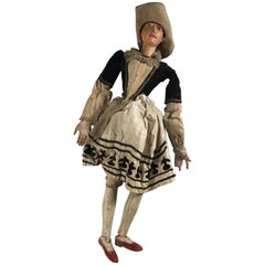 19th Century, Italian Puppet