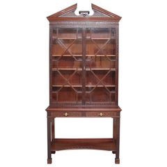 Superb Quality Early 20th Century Cabinet by Edwards & Roberts