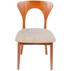 Midcentury Neils Koefoed for Koefoeds Hornslet Peter Chair