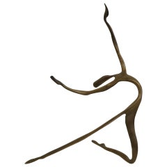 Yves Lohe Bronze Sculpture