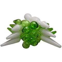 Link-On: Germ - Contemporary Handmade Multiple Piece Glass Sculpture - In Stock