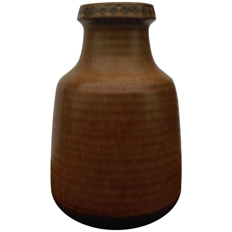 Swedish Ceramic Vase By Gunnar Nylund Rorstrand For Sale At 1stdibs