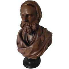 Bust of Longfellow