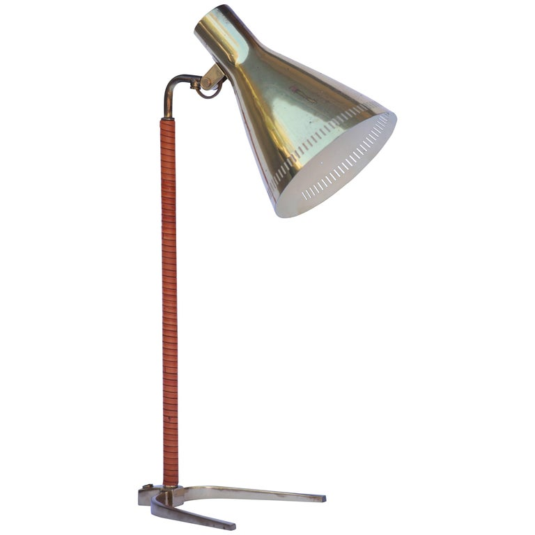 "Paavo Tynell O.Y. Taito AB Model 9224 ""Horseshoe"" Lamp"