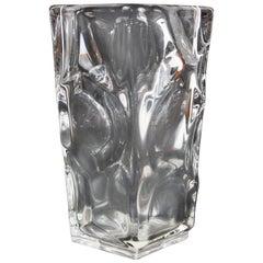 Vintage Crystal Vase, 1950