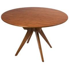 Italian Circular Dining Table