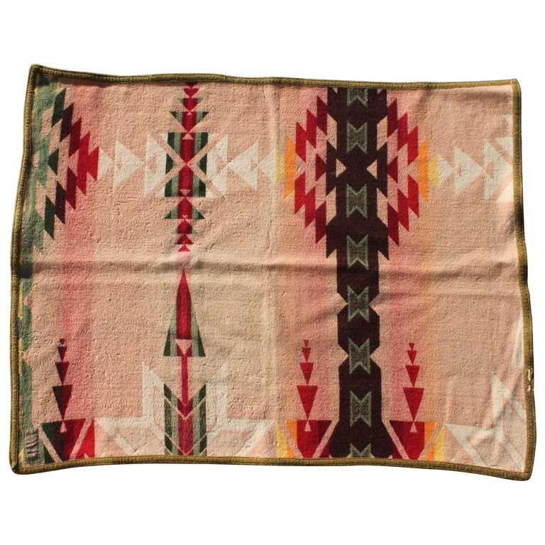 Pendleton Crib Indian Camp Blanket