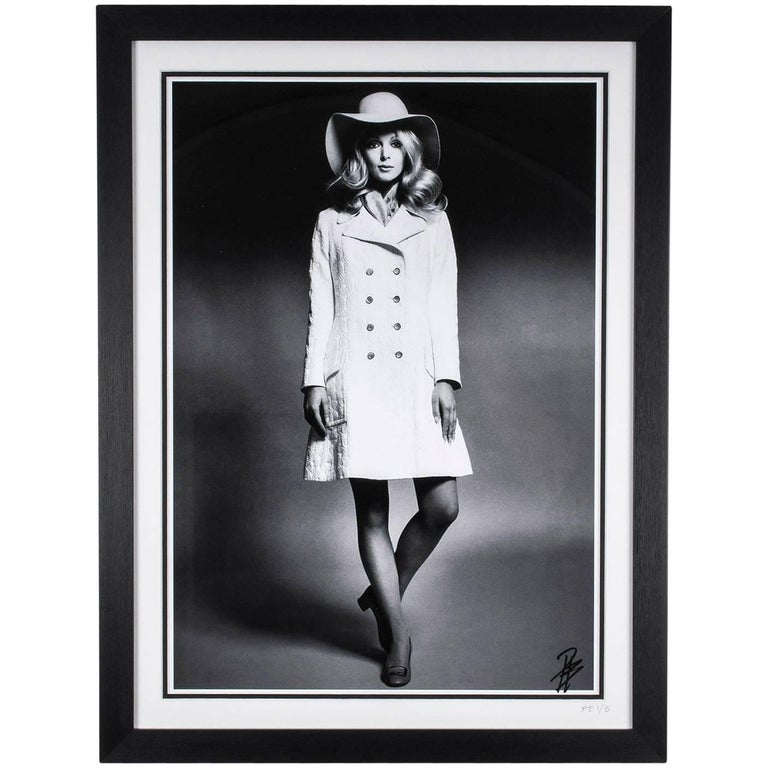 1960s Fashion Photograph by Peter Bunting
