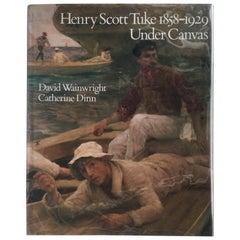 Henry Scott Tuke, Under Canvas