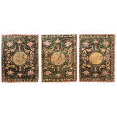 Versailles Louis XIV Royal Collection Brocart Stamps